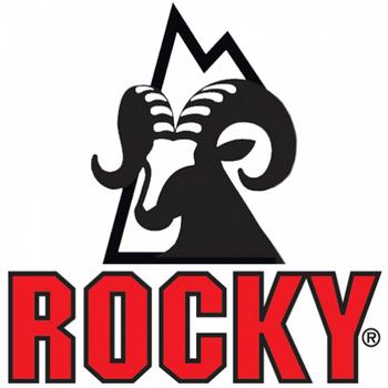 Rocky Footwear Embroidered Logo Baseball Cap #608008R